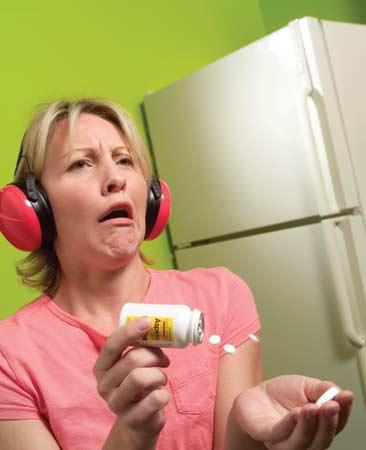 Как уменьшить шум холодильника